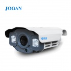 "JOOAN JA-513CRF-8 Waterproof 1/3"" CCD 1200TVL Surveillance CCTV Camera w/ OSD Menu, 2-IR LED"