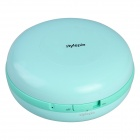 Stylepie Macaron Hand Warmer 3000mAh Mobile Power Bank w/ Dual Temperature Control Sensor - Blue