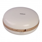 Stylepie Macaron Hand Warmer 3000mAh Mobile Power Bank w/ Dual Temperature Control Sensor - Beige
