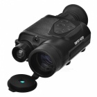 6X 32mm Laser Night Vision Binoculars - Black