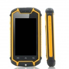 "Z18 Android 4.2 Dual Core GSM Smart Phone w/ FM, WiFi, 2.4"" Capacitive Screen - Yellow"