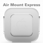 Genuine Apple Store Accessories H-squared Air Mount for Airport Express - White + Transparent