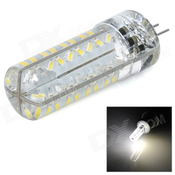 G4 5W dimmable lumière blanche lumière lampe LED (ac 220 ~ 240V)