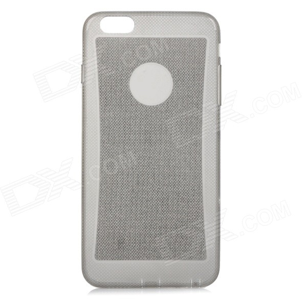 Sparkling Protective TPU Back Case Cover for IPHONE 6 PLUS - Grey new keyboard for lenovo thinkpad sl500 us layout