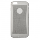 Sparkling Protective TPU Back Case Cover for IPHONE 6 PLUS - Grey