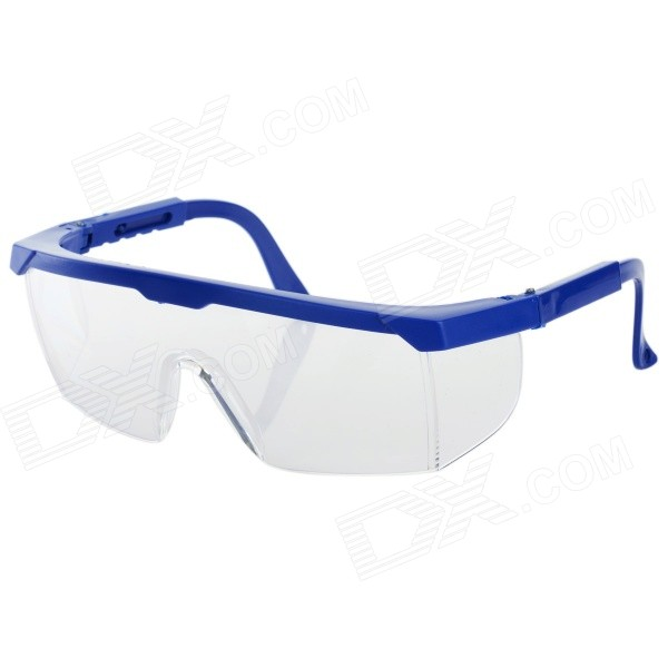 Professional Safety Protection Goggles for Electric Welding - Blue + Transparent