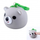 Hang Series Funny Cute Koala Stress Reliever Toy - Gray