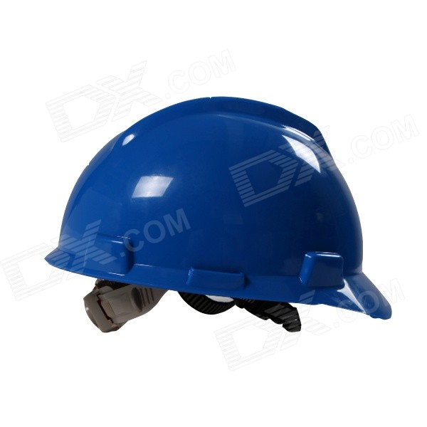 4mm High Strength Type-V Safety Helmet Protective Cap - Blue