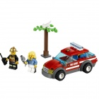 60001 Genuine LEGO City Fire Chief Car