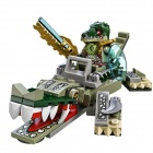 70126 Genuine LEGO Chima Crocodile Legend Beast