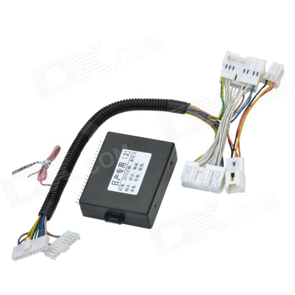 8~15V Car 4-Window Automatic Up / Down / Open / Close Controller for NISSAN - Black controller for 39r6515 exp3000 well tested working