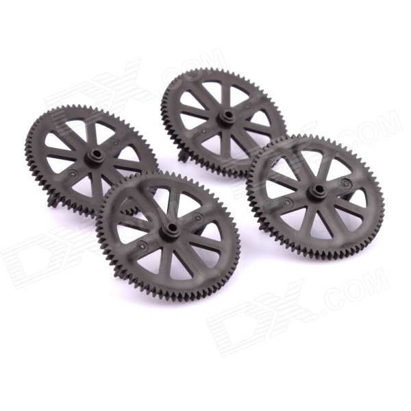 PANNOVO Parrot AR Drone 2.0 Quadcopter Motor Pinion Gear + Shaft Set - Black parrot ar drone 2 0 elite edition jungle