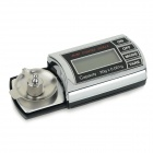 "DS-11 1,5"" 20g LCD / 0,001 g Portable Mini Digital Scale w / rétro-éclairage bleu - Silver Black + (2 x AAA)"