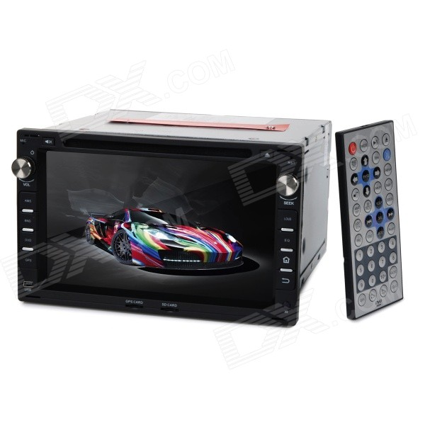 KD-7099 7 Android 4.2.2 Dual-Core 3G Car DVD Player w/ 1GB RAM / 8GB Flash / GPS / Wi-Fi for VW автомобильный dvd плеер joyous kd 7 800 480 2 din 4 4 gps navi toyota rav4 4 4 dvd dual core rds wifi 3g