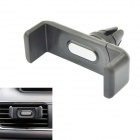 "Car Air-Outlet Swivel Mount Holder for IPHONE 6 / 6 Plus & 6"" Handset - Black"