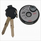 DIY Lock-Off-On Type 2 Position Ignition Switch w/ Dual Keys for Motorcycle Motorbike
