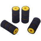 Anti Vibration Protective Bumper for FPV Multirotor Landing - Black (4 PCS)