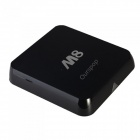OURSPOP M8 4K Android TV Player w/ 2GB RAM, 8GB ROM - Black (US)