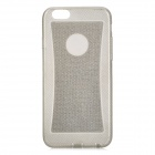 "Protective TPU Back Case for IPHONE 6 4.7"" - Translucent Grey"