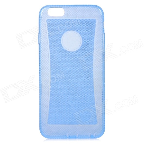 Sparkling Protective TPU Back Case Cover for IPHONE 6 - Blue