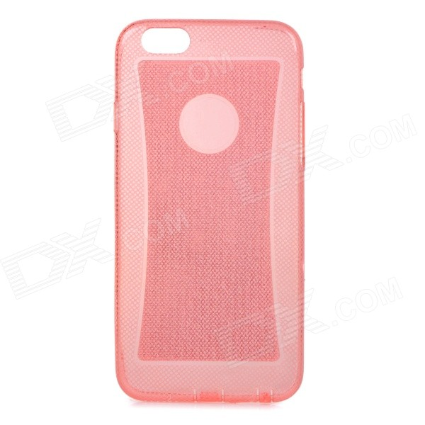 Sparkling Protective TPU Back Case Cover for IPHONE 6 - Pink shengo diamond plated tpu back cover for iphone 6s 6 pink romantic