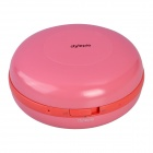 Stylepie Macaron Hand Warmer 3000mAh Mobile Power Bank w/ Dual Temperature Control Sensors - Pink