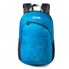 Makino 5504A Foldable Outdoor Sports Chinlon Backpack - Sky Blue (22L)