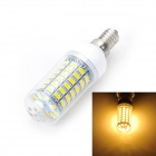 Marsing M69 E14 12W SMD LED Warm White Corn Light (220~240V)