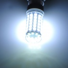 E14 12W 1000LM Cool White Light 69-SMD LED Corn Bulb (220~240V)