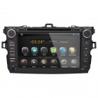 Joyous Android 4.2.2 1080P Car Radio Stereo DVD / DVR w/ OBD2 / Airplay for 2007~2011 Toyota Corolla