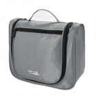 Makino Portable Travel Toiletry Storage / Organizer Bag - Grey