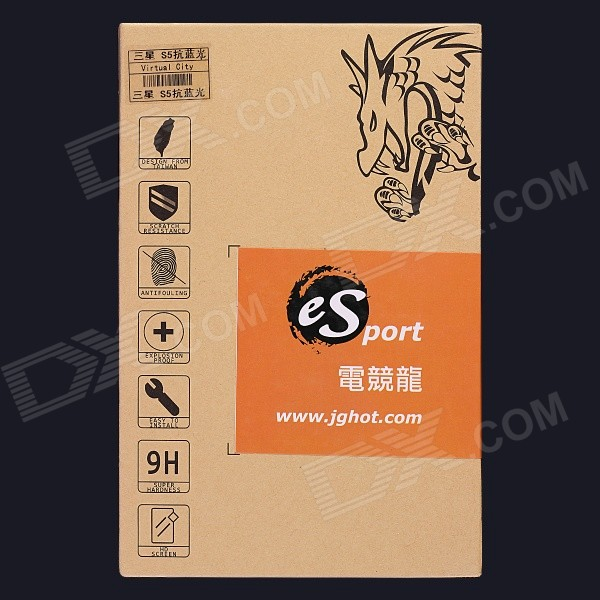esport-dragon-9h-25d-026mm-anti-blue-ray-premium-tempered-glass-screen-protector-for-samsung-s5