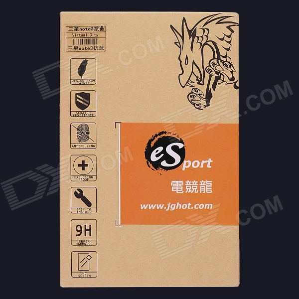 esport-dragon-9h-25d-anti-blue-ray-premium-tempered-glass-screen-protector-for-samsung-note-3
