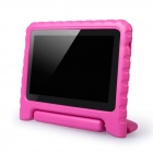 "MOCREO Funcase Cute Kids Safe Protective Foam Back Case for New Kindle Fire HD 7"" Tablet - Deep Pink"