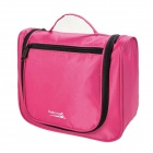 Makino Portable Travel Toiletry Storage / Organizer Bag - Deep Pink