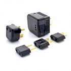 Soshine 50-1875W 220 to 110V Power Transformer w/ Power Adapters