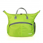 Makino Outdoor Sport Multifunctional Nylon Shoulder Bag Handbag - Green (15L)
