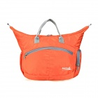 Makino Outdoor Sport Multifunctional Nylon Shoulder Bag Handbag - Orange (15L)