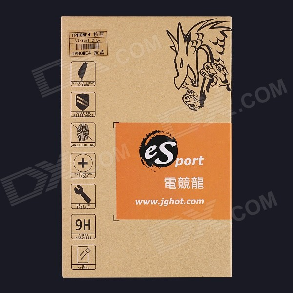 esport-dragon-9h-25d-026mm-anti-blue-ray-premium-tempered-glass-screen-protector-for-iphone-4-4s