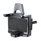 Merdia QPYP04T Universal 360' Rotatable Car Mounted Holder for IPHONE, Samsung, Nokia + More - Black