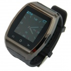 "Android 4.1 Smart Watch w/ 1.44"" TFT Touch Screen, Bluetooth 3.0 - Black"