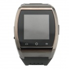 "Android 4.1 de Smart Watch w / 1,44 ""pantalla táctil TFT, Bluetooth 3.0 - Negro"