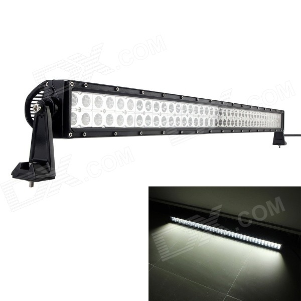 MZ 240W 16800lm 6000K Spot + Flood White LED Worklight Bar / 4WD Offroad Driving Lamp
