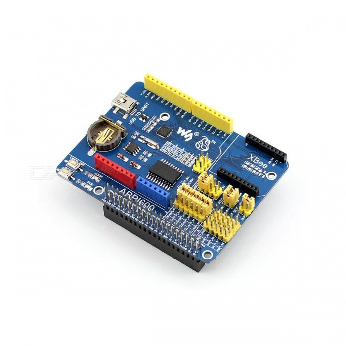 Waveshare ARPI600 Expansion Board for Raspberry Pi B+/2B/A+