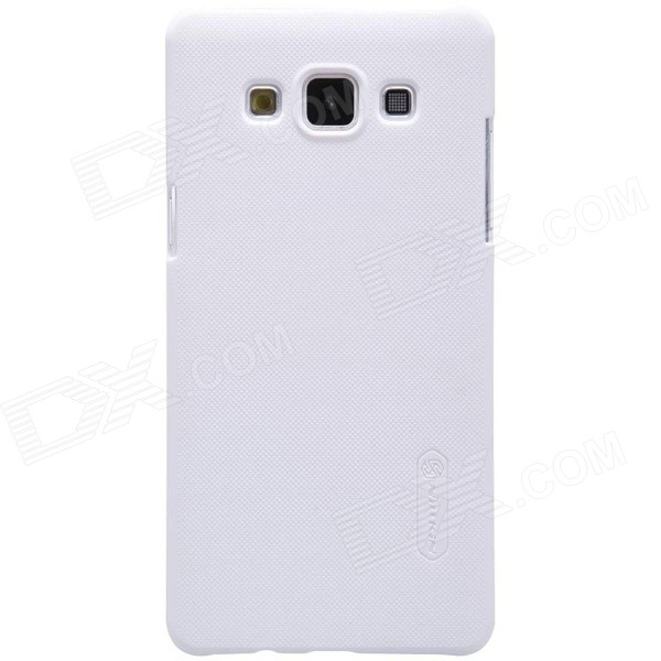все цены на NILLKIN Matte Protective PC Back Case for Samsung Galaxy A5 - White онлайн