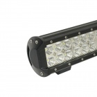 GULEEK 72W 5040lm 24 LED Blanc Projecteur Offroad Car Light Bar / lampe de travail (10 ~ 30V)