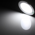 Zweihnder E27 3W 280lm 3000-7000K 12-SMD 5730 LED 3-Mode Smart Dimming Ceiling Light (AC 85-265V)