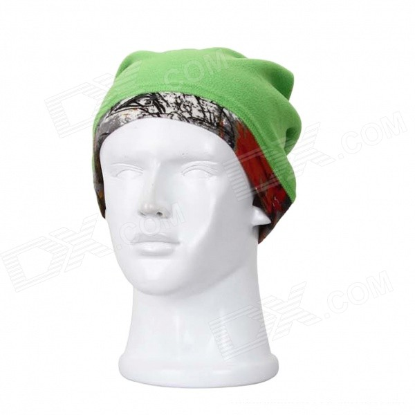 RA12 Men's Multi-functional Outdoor Windproof Cap - Grass Green