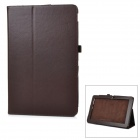 Protective Flip-Open PU Case Cover w/ Auto Sleep / Stand for Asus T200ta - Blown