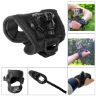 Buy Fat Cat 360 Degree Rotary Hand Palm Mount GoPro Series / SJ4000 SJ5000 + - Black (L)